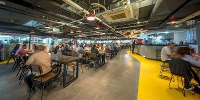P9 - Food Court