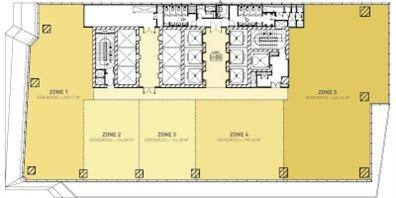 Sky Zone Floor Plan