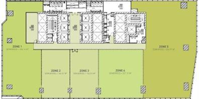 High Zone Floor Plan