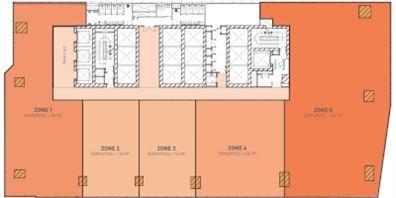Middle Zone Floor Plan